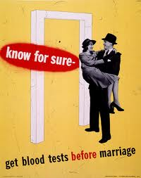 Marriage Blood Testing